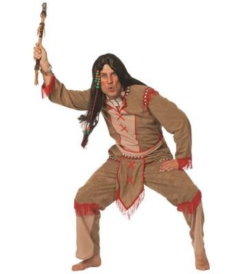 Déguisement d'indien homme Hiawattha