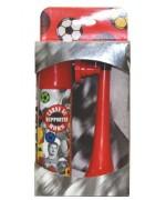 Corne de supporter, corne de brume 70 ml ininflammable - accessoire supporter