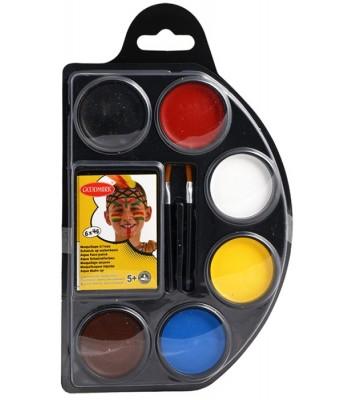 Palette de maquillage 7 couleurs