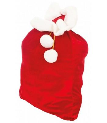 Hotte Père Noël 90 x 60 cm