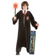 Baguette lumineuse Harry Potter, la baguette magique de l'apprenti sorcier