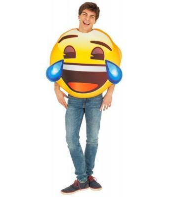 Déguisement Emoji mdr