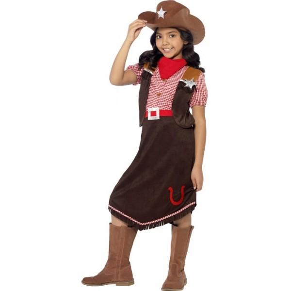Déguisement cowgirl luxe femme : la magie du déguisement