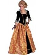 Déguisement impératrice baroque femme plongez au cœur de la renaissance à l'occasion d'un bal masqué