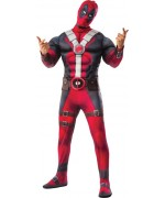 Déguisement Deadpool 2 luxe adulte
