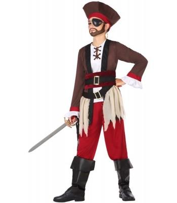 Déguisement garçon pirate des caraibes