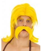 Perruque et Moustache Cétautomatix, incarnez ce personnage de la bande d'Asterix et Obélix