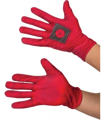 Gants Deadpool adulte