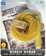 Lasso lumineux Wonder Woman, l'accessoire indispensable !
