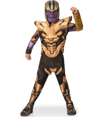 Déguisement Thanos luxe enfant Avengers Endgame