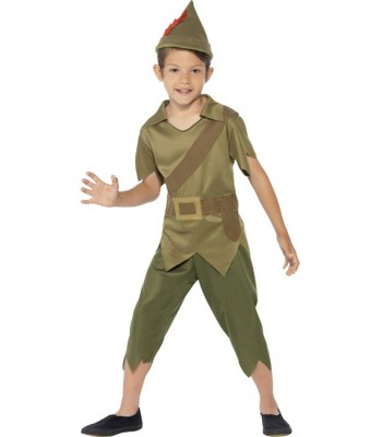 Déguisement Peter Pan garçon