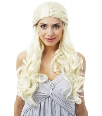 Perruque Danaria blonde