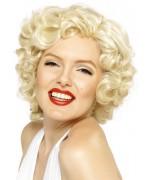 Perruque Marilyn Monroe adulte, incarnez une véritable star de cinéma