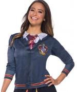 T-shirt Harry Potter pour femme aux couleurs de Gryffondor