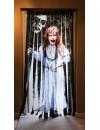Rideau de porte L'Exorciste, réalisez votre décoration sur le thème des films d'horreur