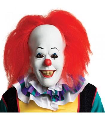 Masque clown Ça intégral en latex