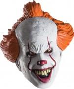 Masque Ça en latex, incarnez le plus célèbre des clowns tueurs