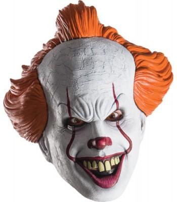 Masque clown Ça en latex