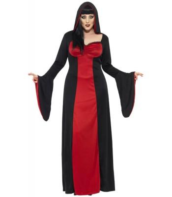 Déguisement vampire femme grande taille
