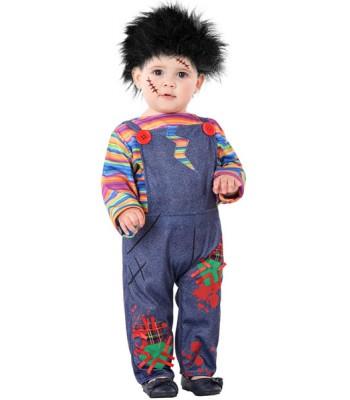 Déguisement poupée Chucky bébé