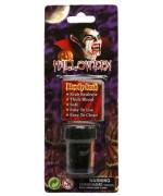 Faux sang de vampire avec éponge - maquillage Halloween