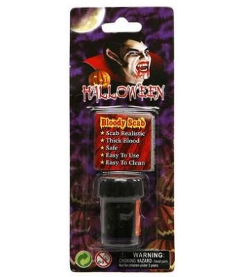 Faux sang de vampire avec ponge accessoire d guisement vampire la magie du d guisement - Fabriquer du faux sang ...