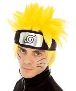 Perruque Naruto Shippuden pour adulte sous licence officielle - Manga & dessins animés