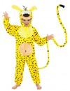 Déguisement de Marsupilami pour enfant (garçon et fille), incarnez ce personnage de bande dessinée pour le carnaval