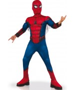Déguisement Spider-Man musclé Home Coming luxe