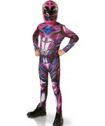 Déguisement Power Rangers rose fille