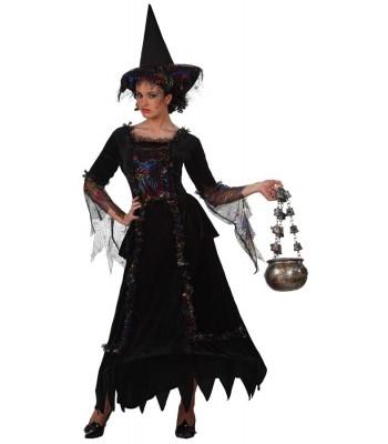 Déguisement sorcière ensorcelante halloween