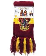 Gryffondor Écharpe luxe Harry Potter d'environ 150 x 18 cm idéale pour les fans d'Harry Potter