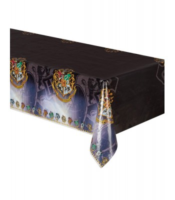 Nappe Harry Potter en plastique 1,37 x 2,13 m