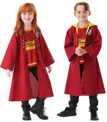 Déguisement Quidditch Harry Potter Gryffondor