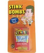 Boules puantes boîte de 3, cassez le flacon pour libérer une odeur nauséabonde
