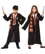 Harry Potter déguisement avec accessoires pour filles et garçons de 4 à 10 ans