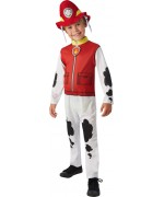 déguisement Pat'Patrouille Marcus le pompier pour enfant
