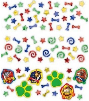Sachet de confettis Pat Patrouille - 34 gr