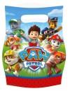 8 sacs cadeaux Pat Patrouille