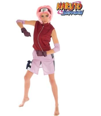 Déguisement Sakura Haruno - Naruto femme