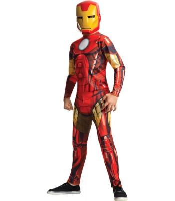 Déguisement Iron Man classique garçon série animé