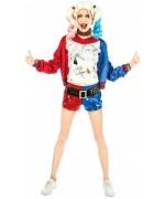 Déguisement Kate, incarnez une héroïne digne de Harley Quinn avec ce déguisement pour femme