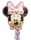 Pinata Disney Minnie Mouse agrémentez votre décoration d'anniversaire Disney grâce à cette pinata à suspendre