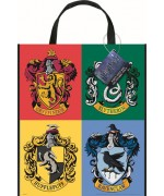 Sac cadeau en plastique Harry Potter idéal pour permettre à vos invités d'emporter quelques bonbons - Anniversaire Harry Potter