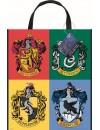 Sac cadeau en plastique Harry Potter