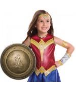 Bouclier de Wonder Woman 30 cm, l'accessoire idéal pour compléter le déguisement Wonder Woman