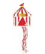 Pinata circus, une jolie pinata sur le thème du cirque pour vos fêtes d'anniversaire