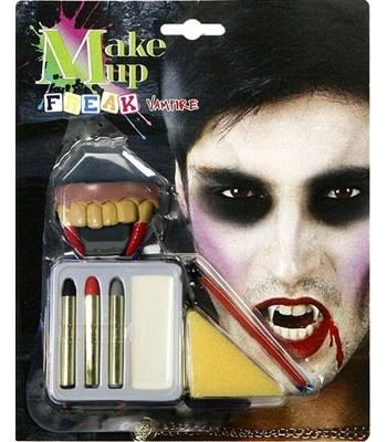 Set maquillage de vampire