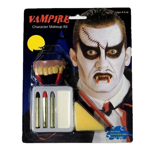 maquillage vampire la magie du deguisement achat vente. Black Bedroom Furniture Sets. Home Design Ideas