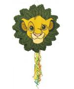 Pinata Disney le roi lion idéale pour la réalisation d'une décoration de fête d'anniversaire Disney